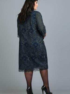 Платье ALGRANDA (Novella Sharm) А3391-с