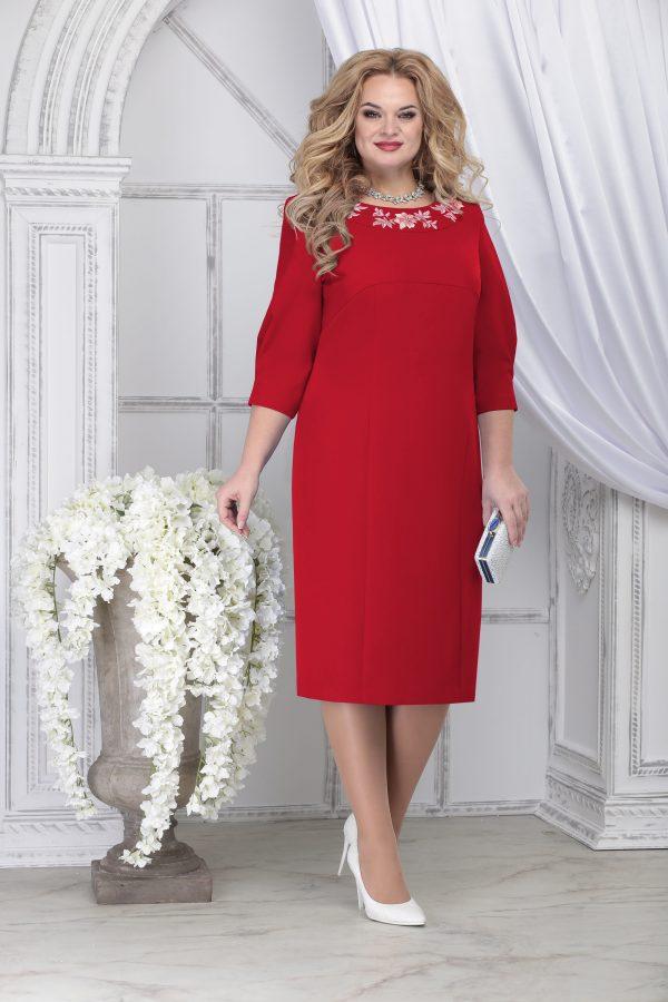 NINELE 7309-красный