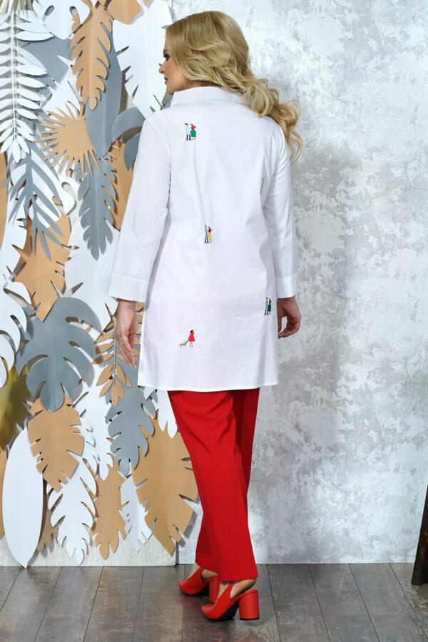 ALANI COLLECTION 1371 белый/красный