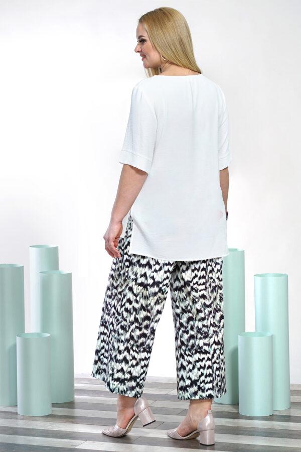 ALANI COLLECTION 1412 белый/леопард