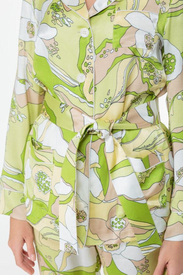 ANELLI 870 зеленые тона