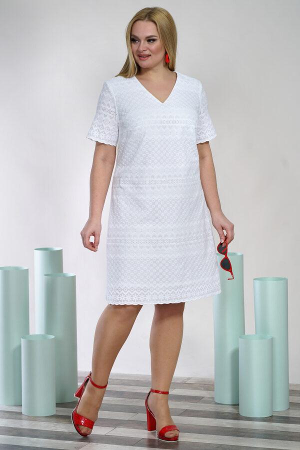Купить хлопковое платье ALANI COLLECTION 1390