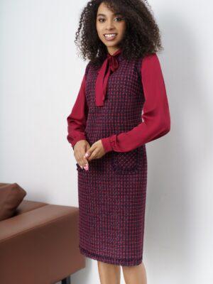 Платье URS 21-412-2